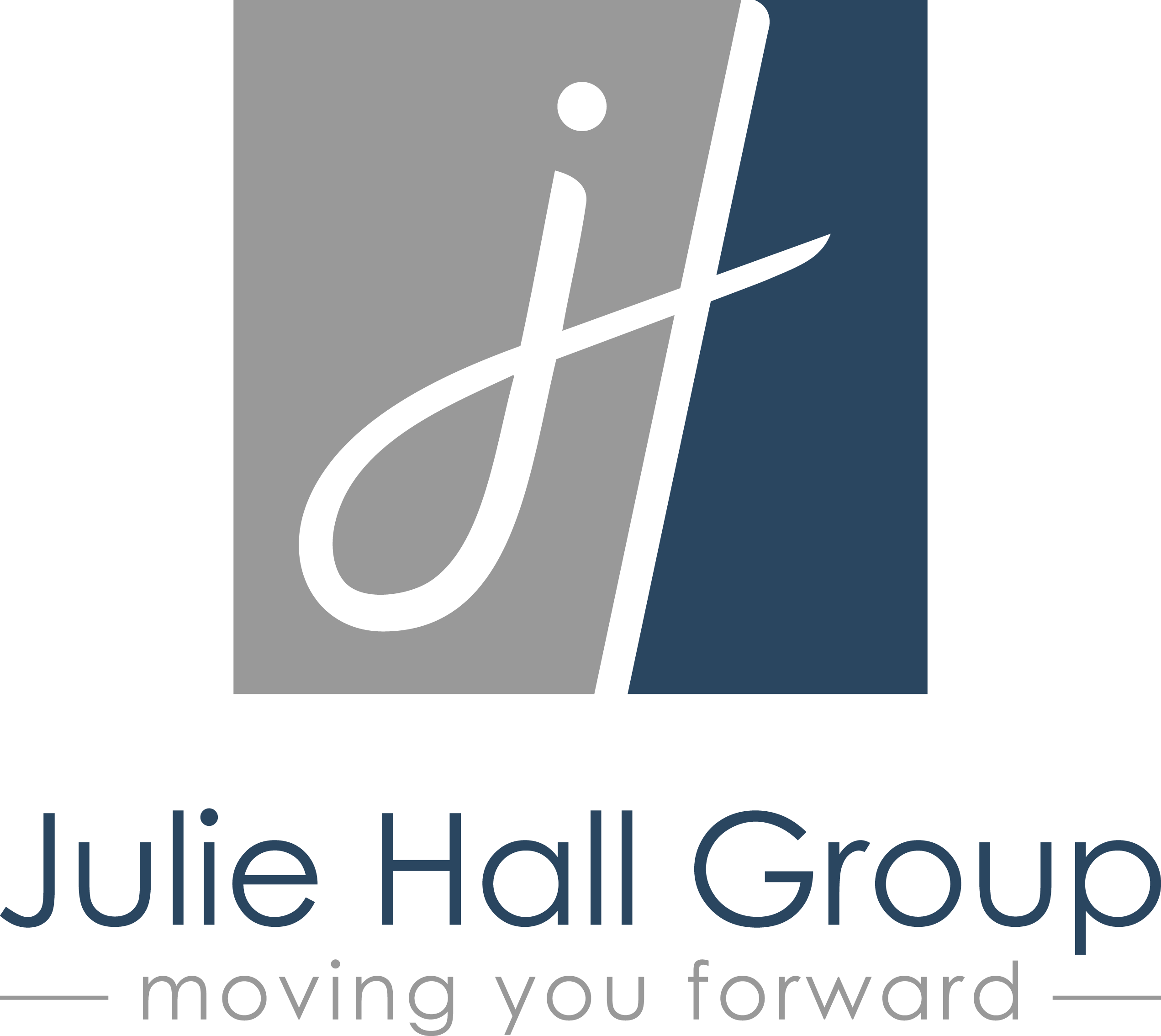 The Julie Hall Group logo