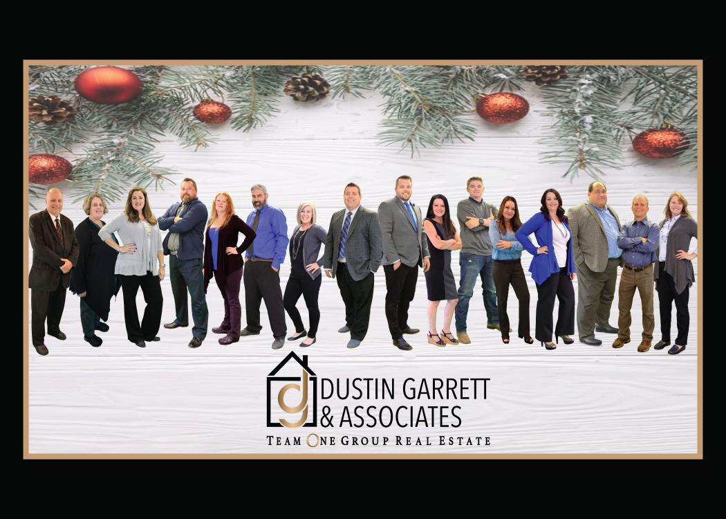 Dustin Garrett and Associates at Team One Group Real Estate logo