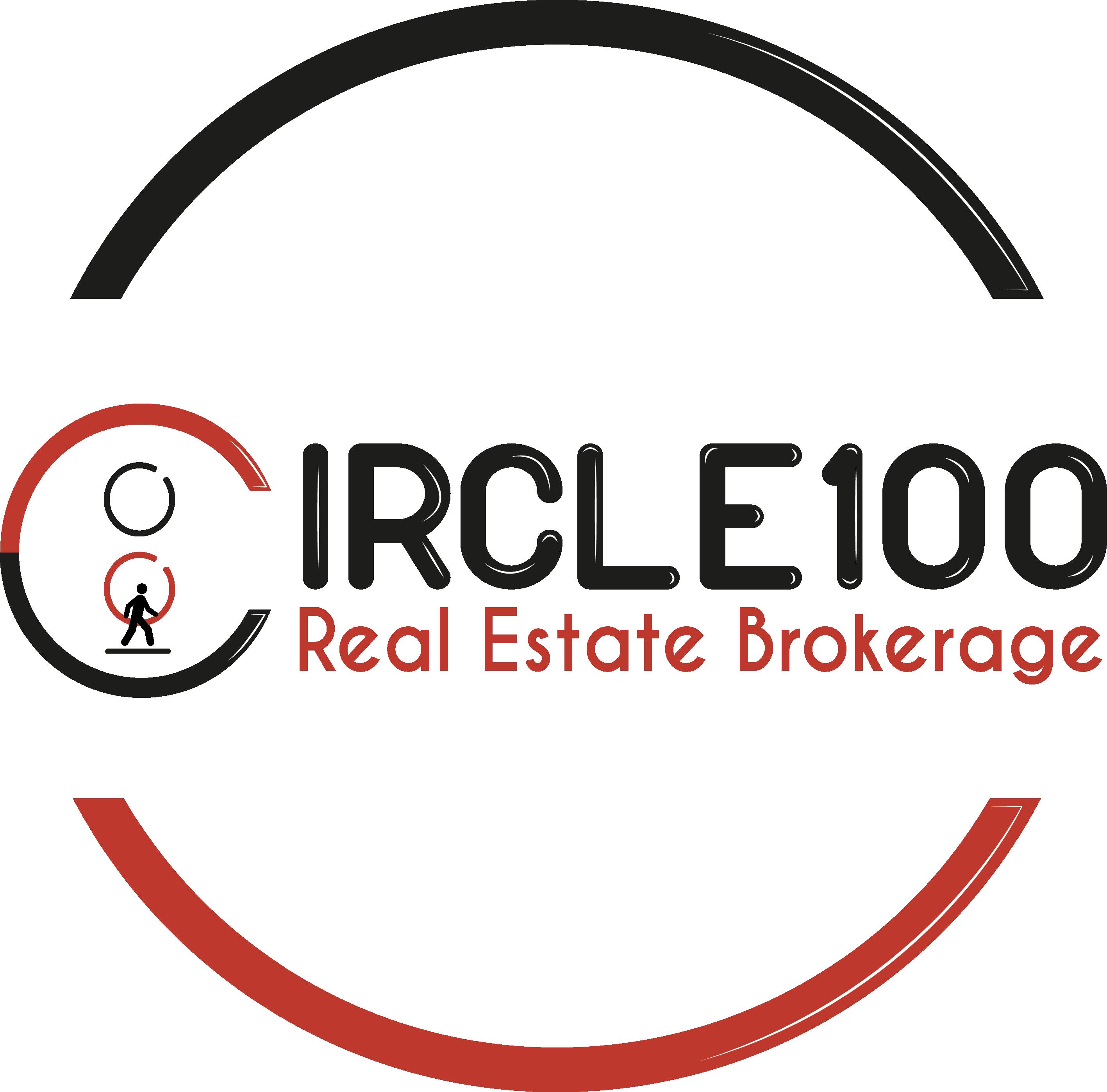 Circle100 Real Estate Brokerage logo