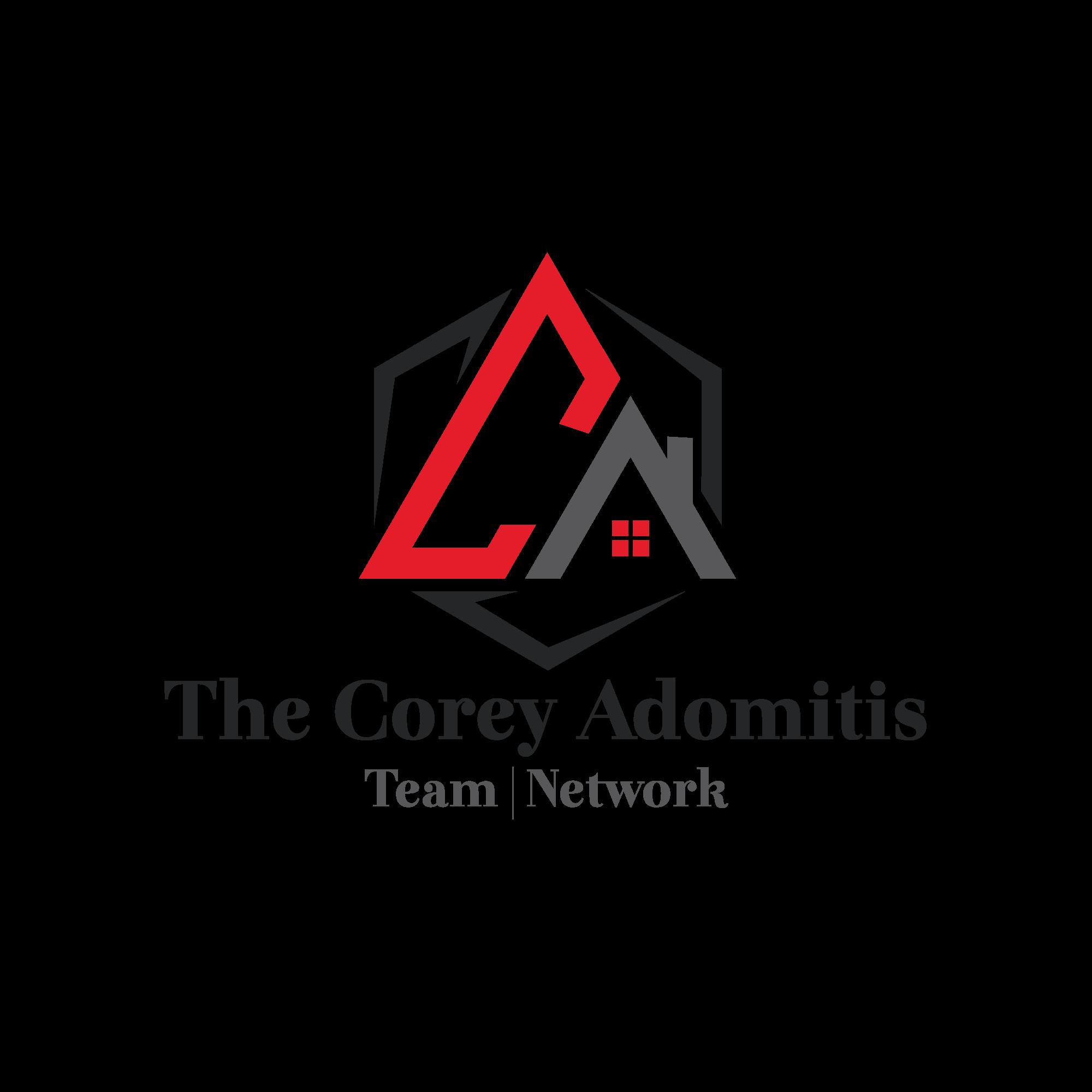The Corey Adomitis Team logo