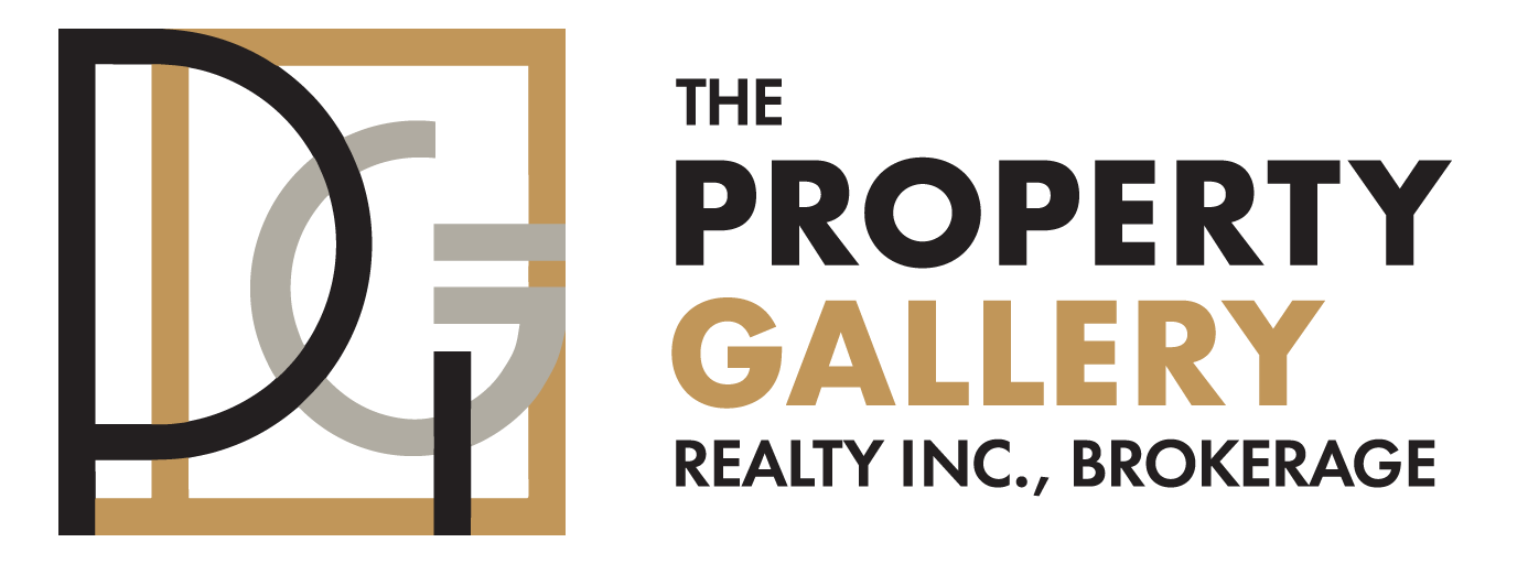The Property Gallery Realty Inc., Brokerage logo