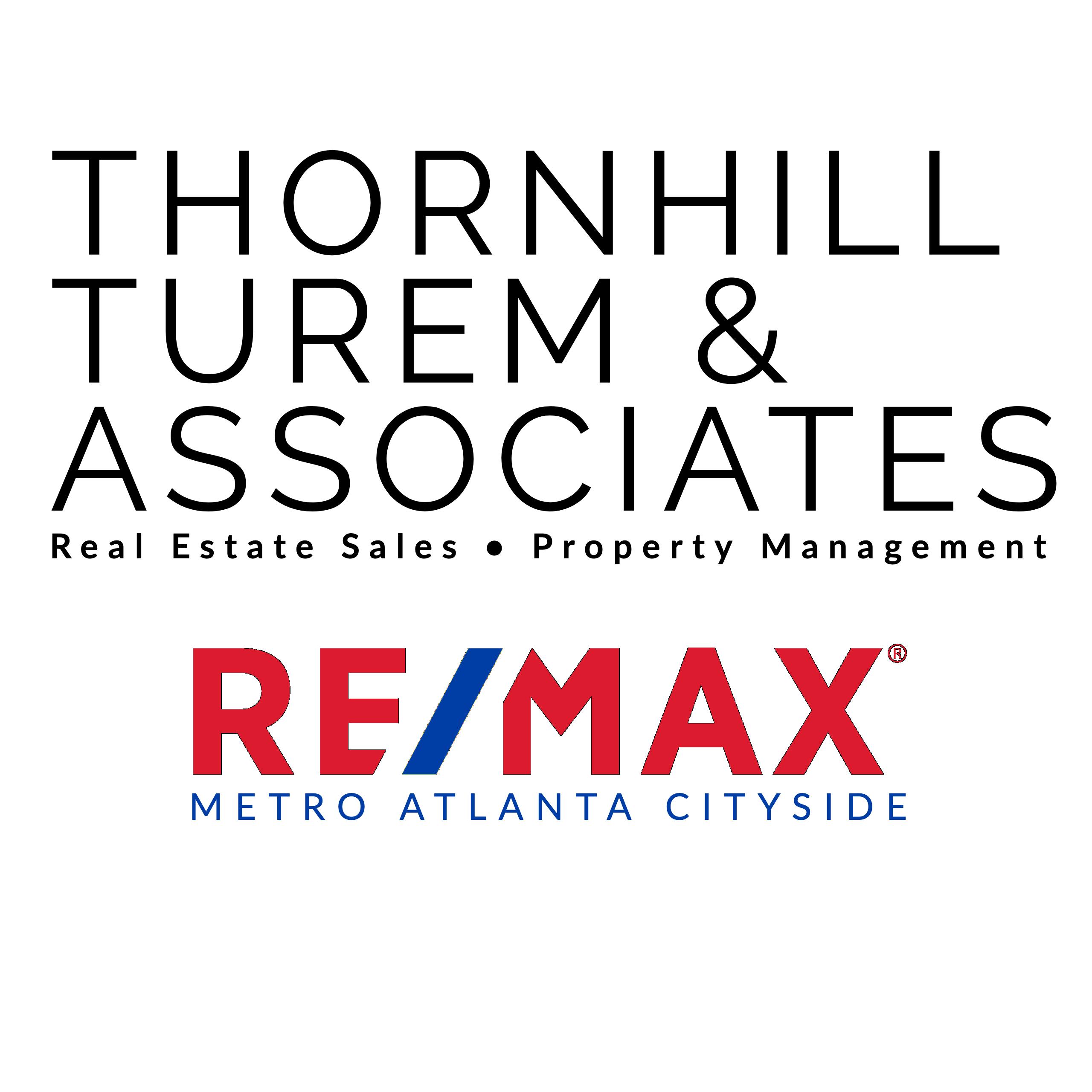 Thornhill Turem & Associates - RE/MAX Metro Atlanta Cityside logo