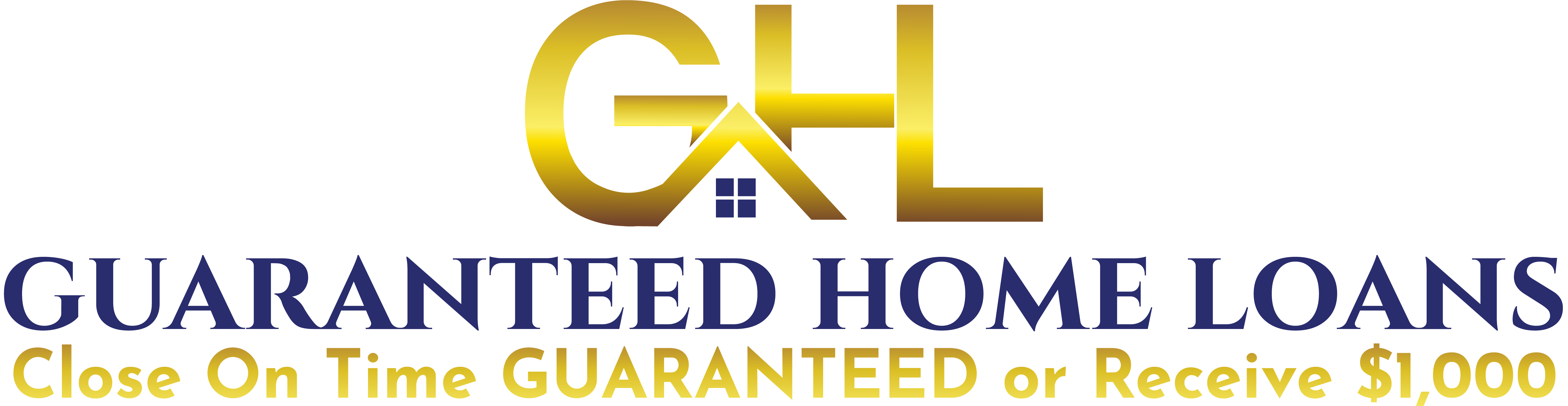 Guaranteed Home Loans NMLS# 1982815 logo