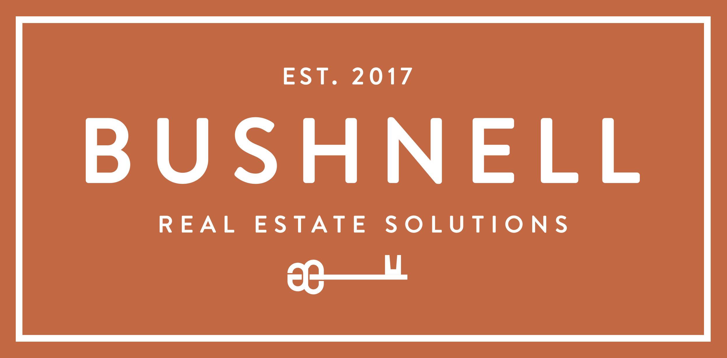 Bushnell Real Estate Solutions logo