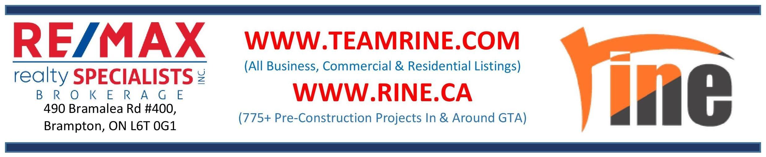 Team RINE logo