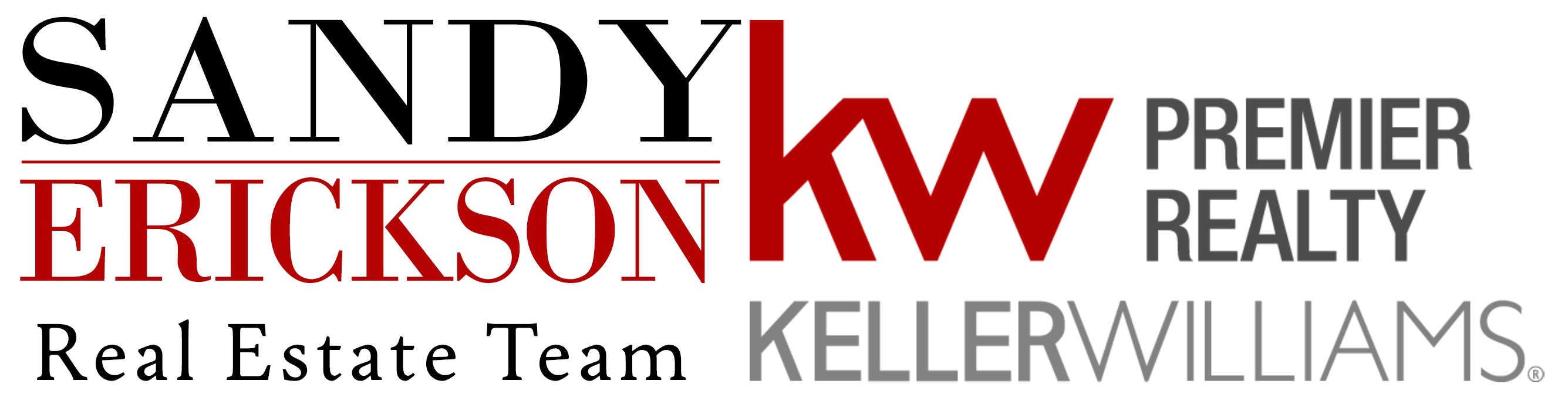 Sandy Erickson Team, Keller Williams Premier Realty logo