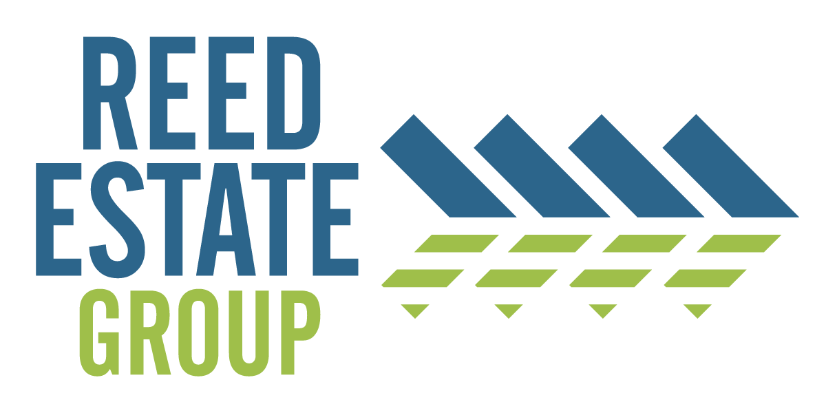 Reed Estate Group at RE/MAX FIRST logo