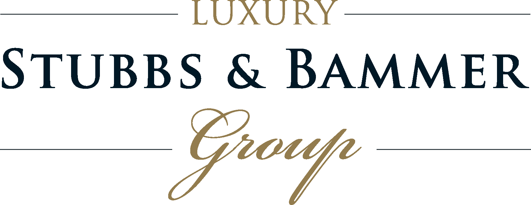 Stubbs & Bammer Luxury Group at First Team Real Estate logo