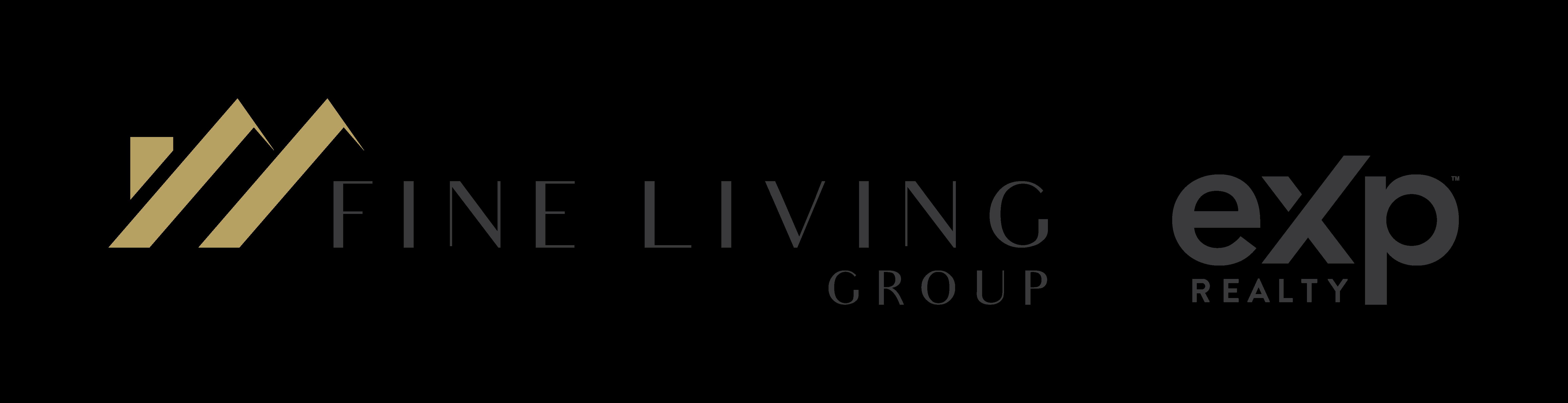 The Fine Living Group logo