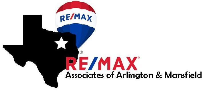 RE/MAX Associates of Arlington & Mansfield logo