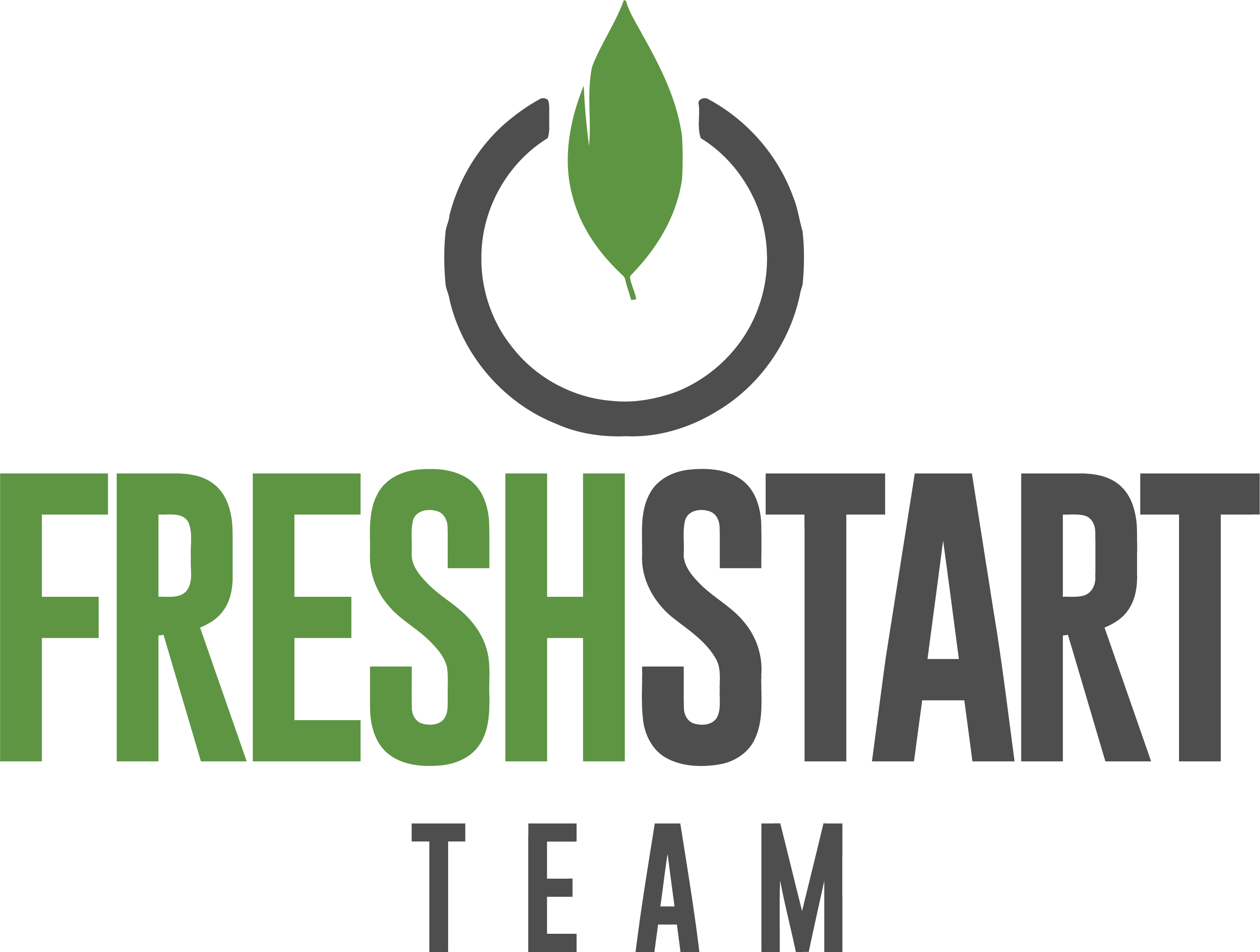 Fresh Start Team logo
