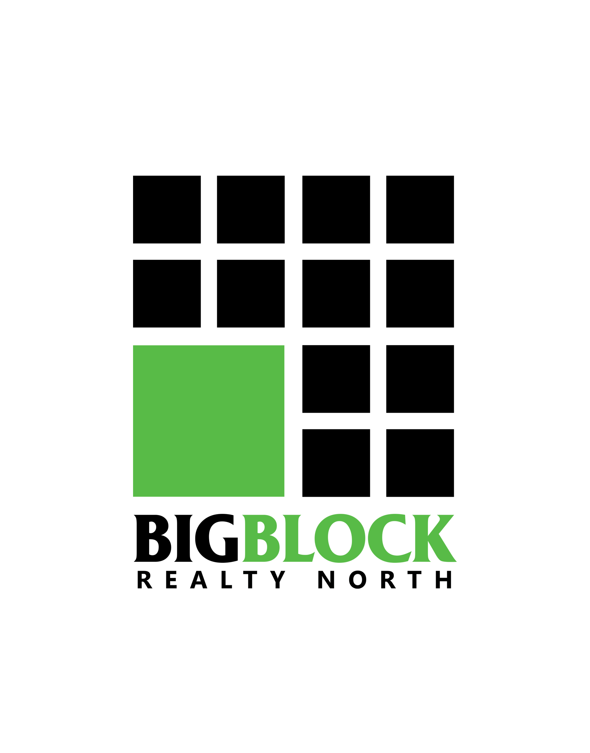 Big Block Realty North logo