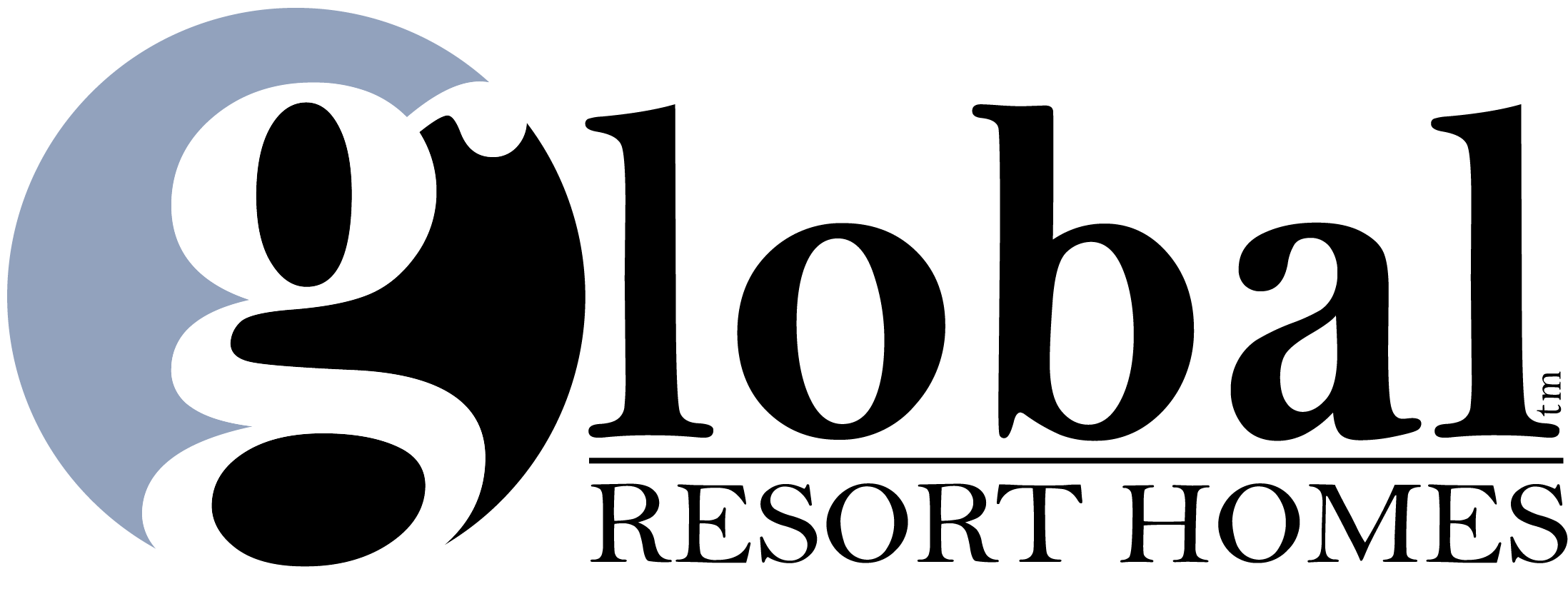 Global Resort Homes logo