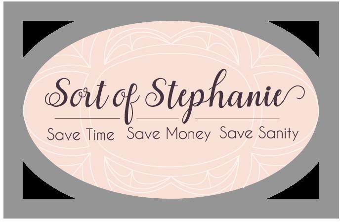 Sort of Stephanie logo