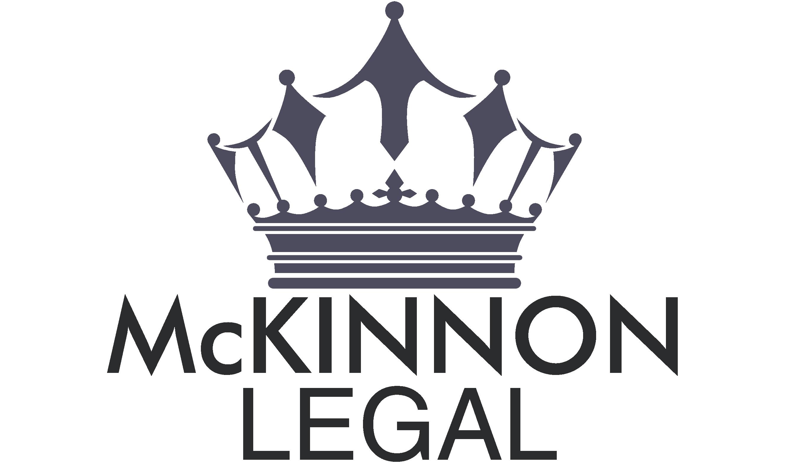 McKinnon Legal logo