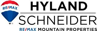 RE/MAX Mountain Properties logo