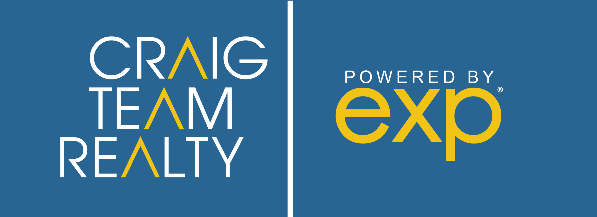 Craig Team Realty, eXp logo