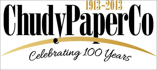 CHUDY PAPER logo