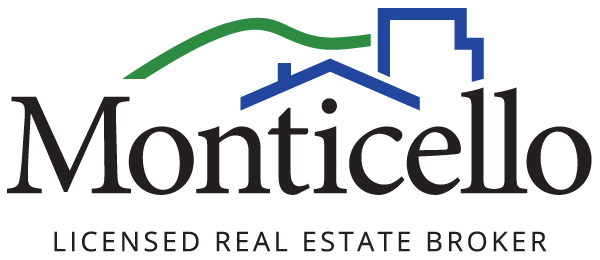 Monticello Real Estate logo