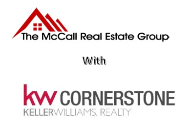 The McCall Real Estate Group at KW logo