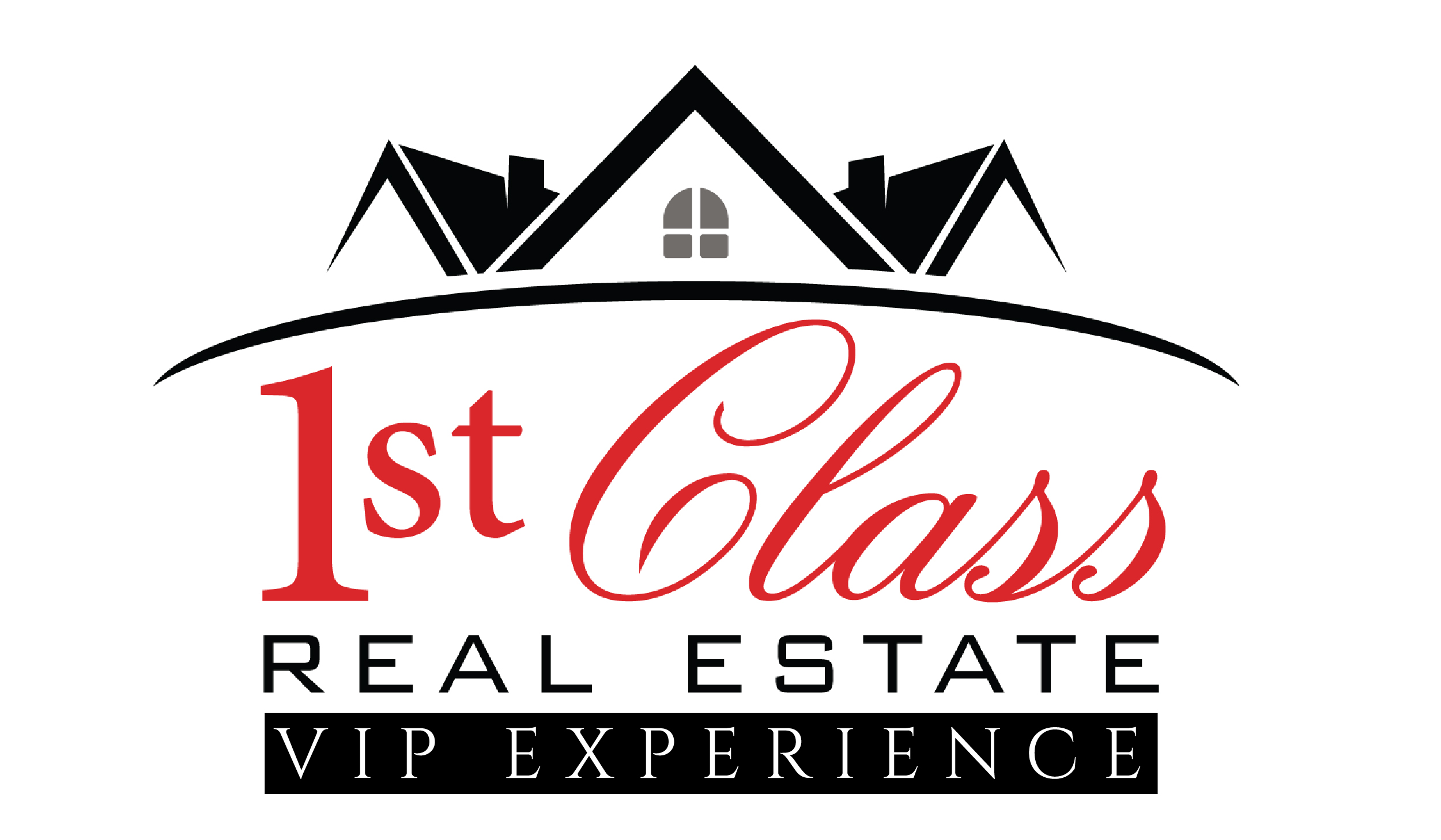 1st Class Real Estate VIP Experience logo