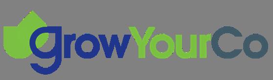 Grow your co logo