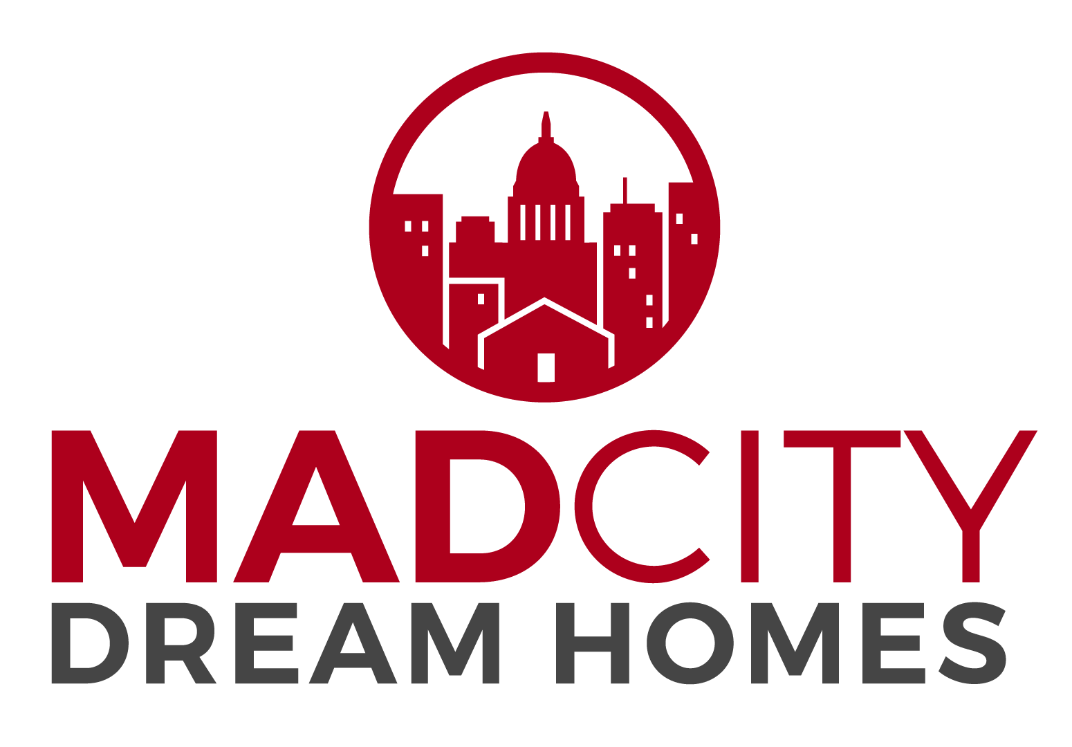 Mad City Dream Homes at RE/MAX Preferred logo