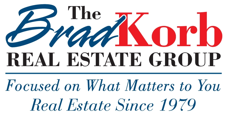 The Brad Korb Real Estate Group logo