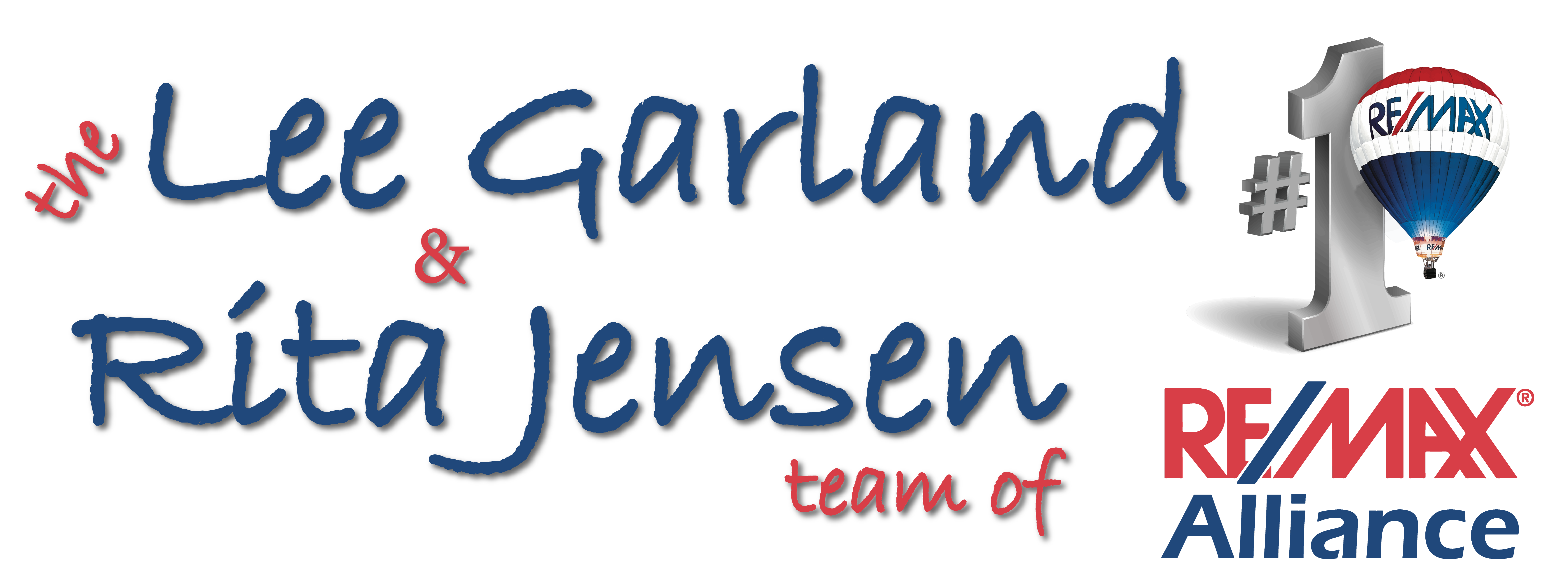 The Lee Garland & Rita Jensen Team logo