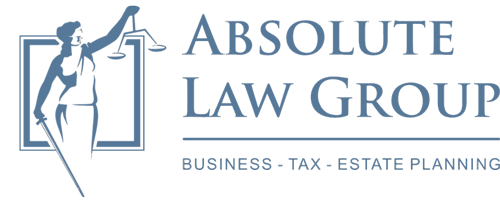 Absolute Law Group logo