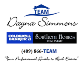 TEAM Dayna Simmons logo