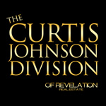 The Curtis Johnson Division of Revelation Real Estate logo