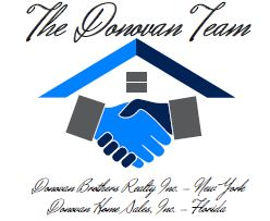 The Donovan Team logo