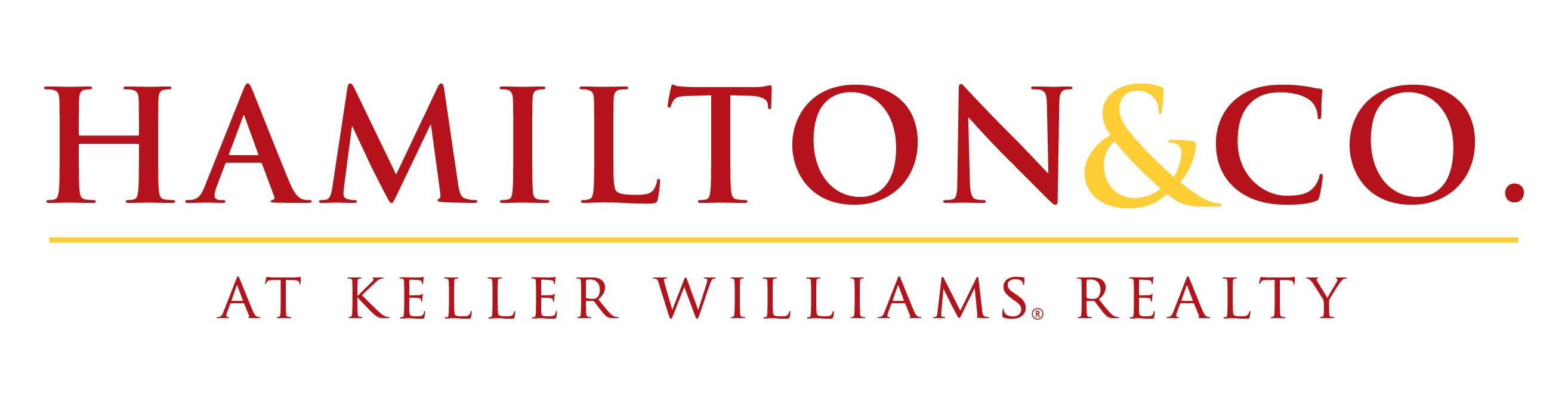 Hamilton & Co. of Keller Williams logo