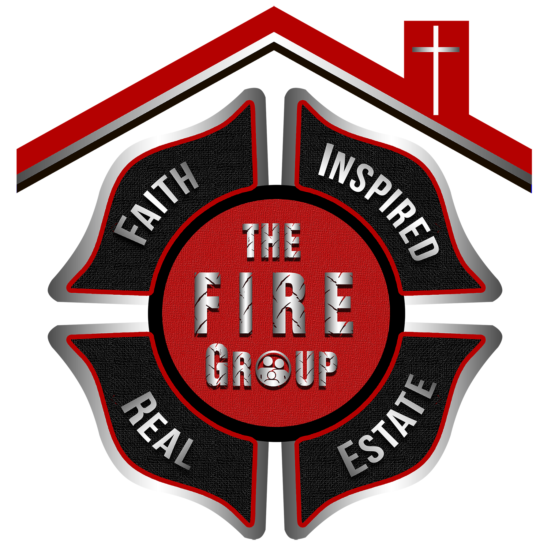 Keller Williams- the FIRE Group logo
