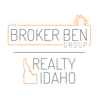 The Broker Ben Group at Realty Idaho logo