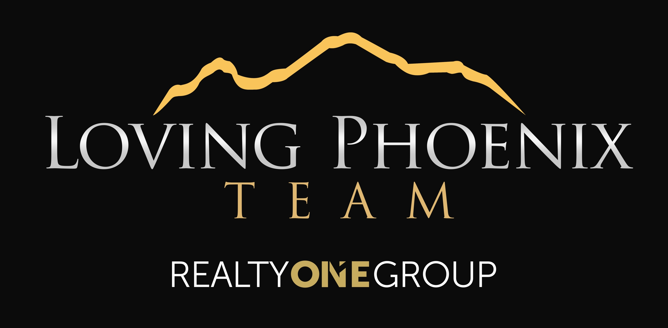 Loving Phoenix Team | Realty ONE Group logo