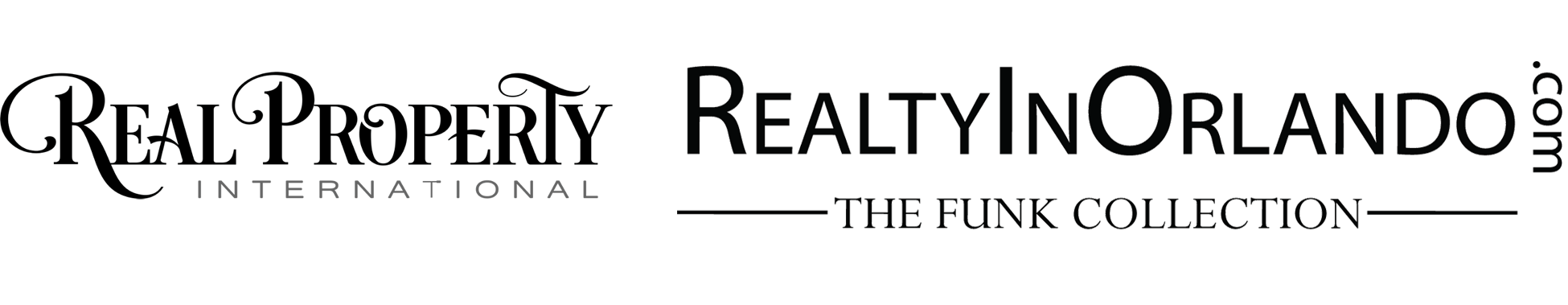 The Funk Collection | Real Property International logo