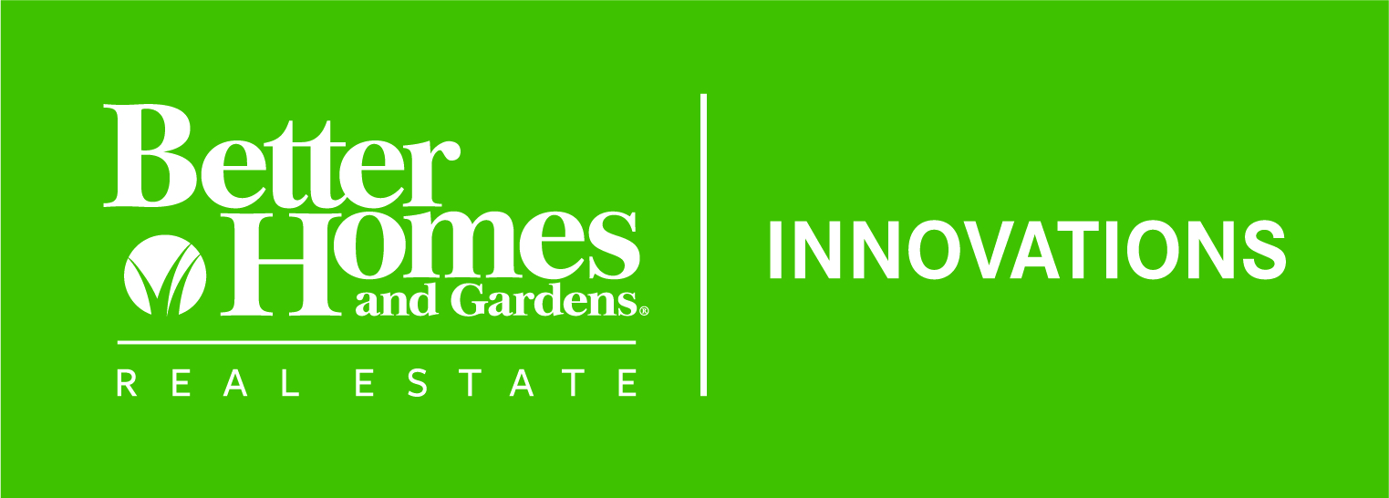 Better Homes and Gardens Real Estate Innovations logo