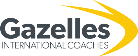 Gazelles International Coaches logo