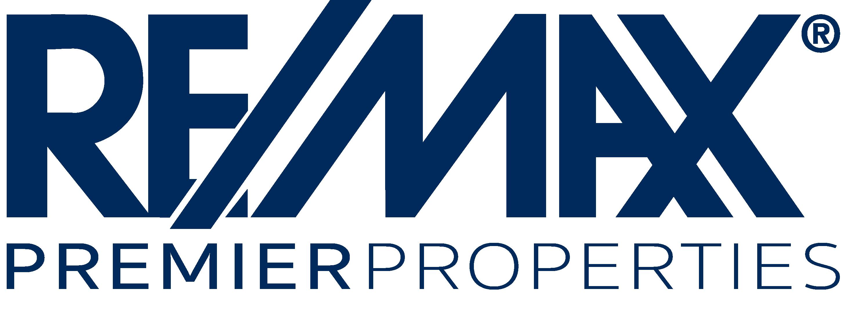 RE/MAX Premier Properties logo