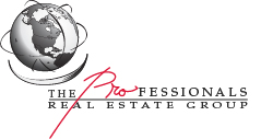 The Professionals Real Estate logo