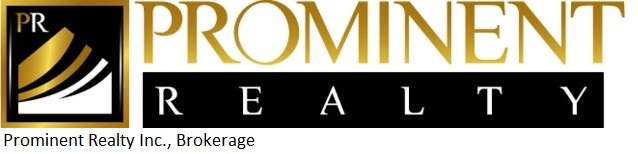 Prominent Realty Inc., Brokerage logo