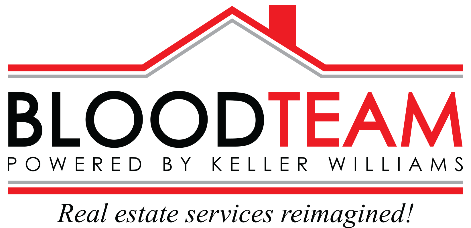 The Blood Team Realty Group logo