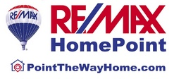 RE/MAX HomePoint logo