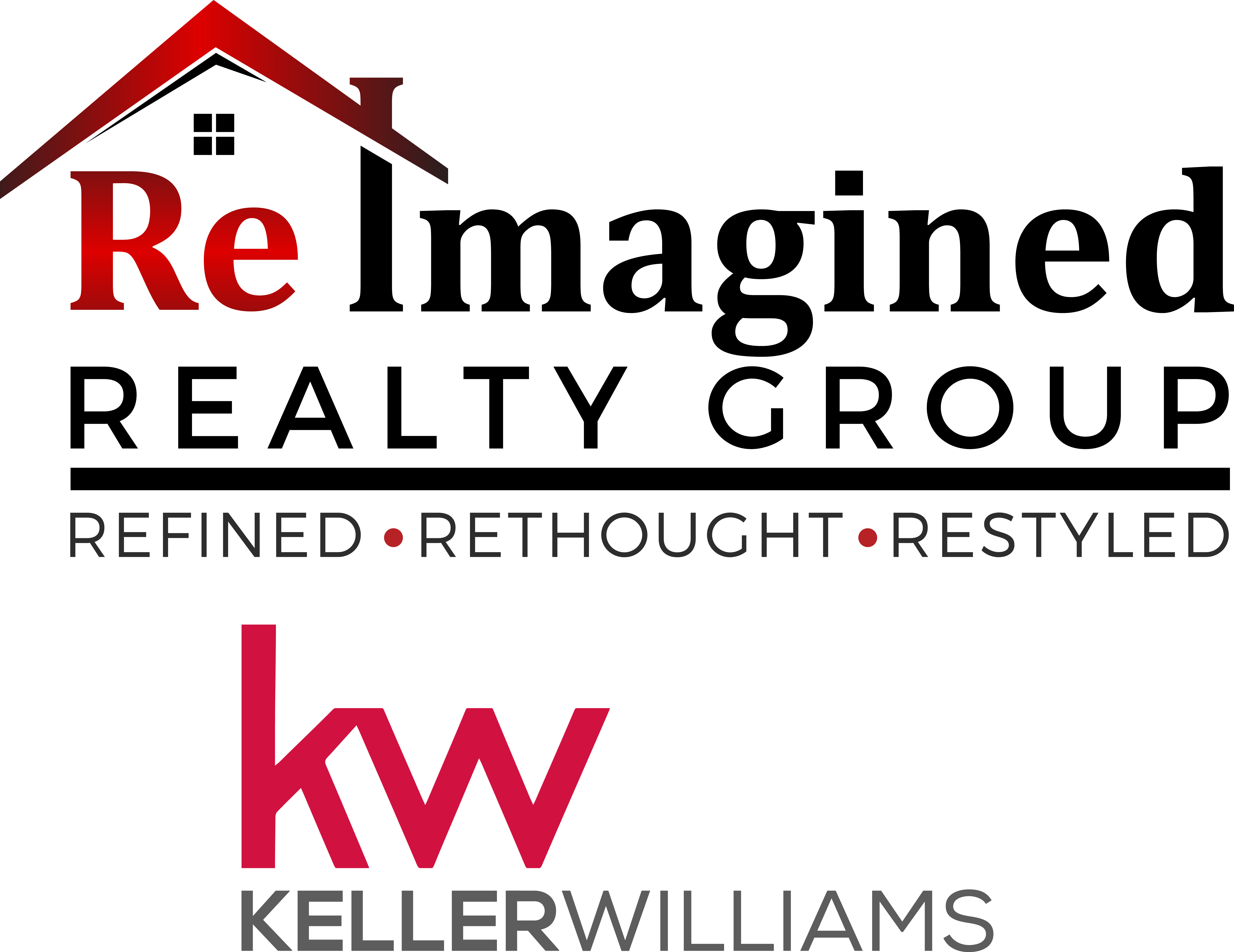 Reimagined Realty Group at Keller Williams logo