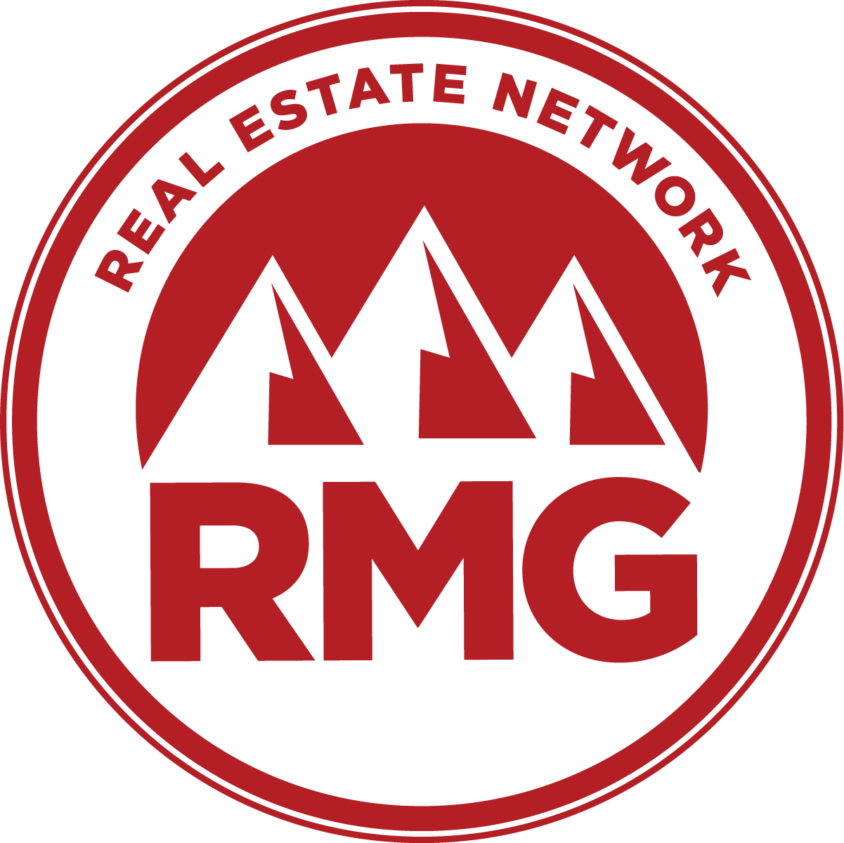 RMG Real Estate Network logo