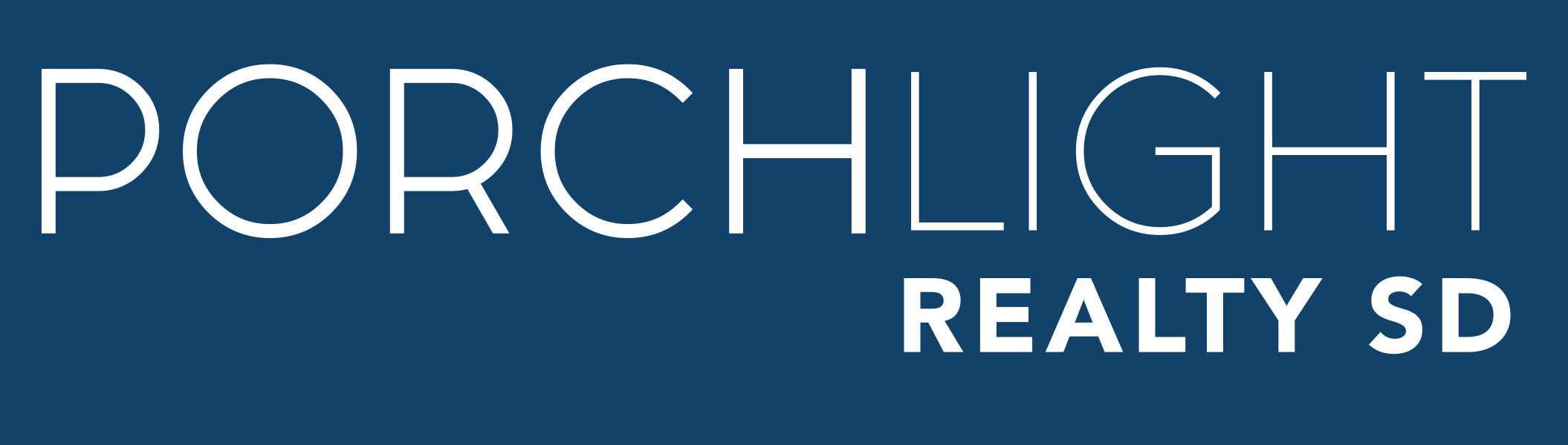 PorchLight Realty SD logo