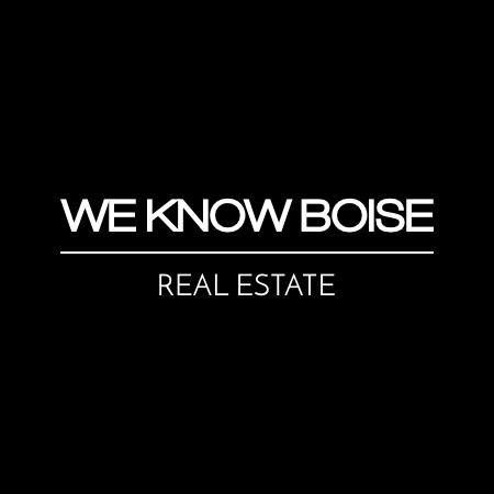 We Know Boise logo