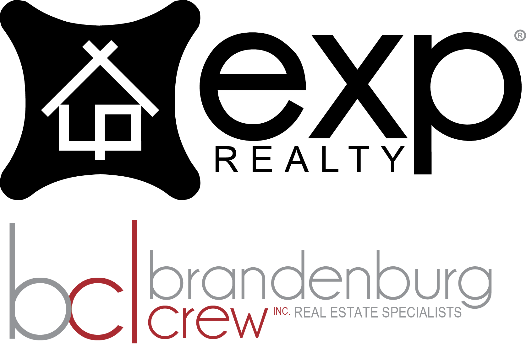 Brandenburg Crew Inc. at eXp Realty logo
